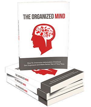 ebook stacked small - The Lighter Side- Day Twenty - Organizational Skills & Time Management
