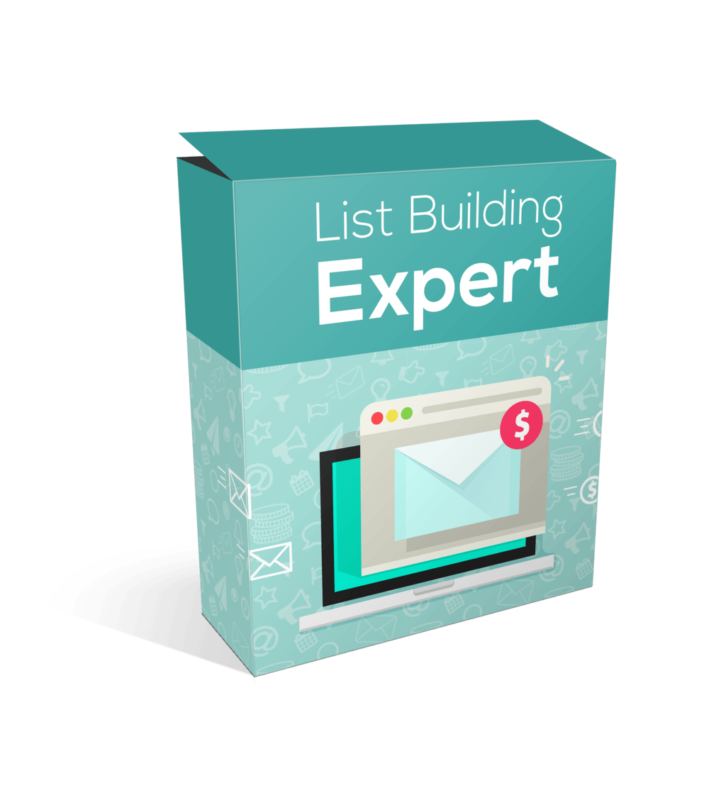 """Box - Review of Dave's """"List Building Expert"""" Training Bundle With Bonuses"""