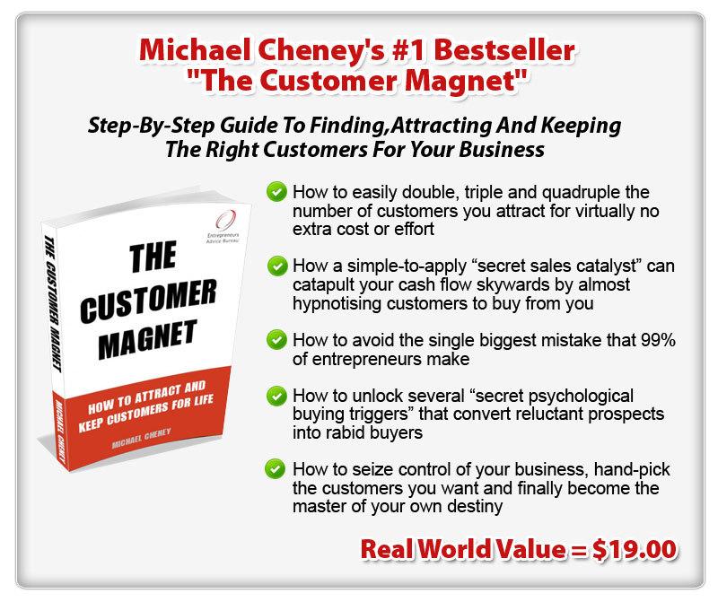 """bonus9 - Review of Michael Cheney's """"Commission Cartel"""" Training Bundle"""