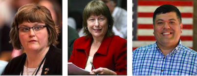 Three of four invited candidates in Forest Grove and Hillsboro-area districts will attend event