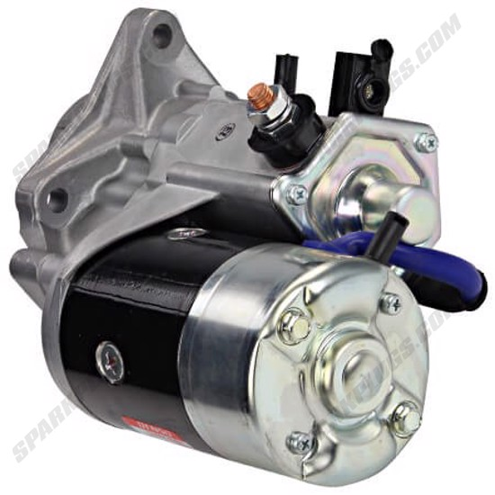 Picture of Denso 128000-8294 New Heavy Duty Starter