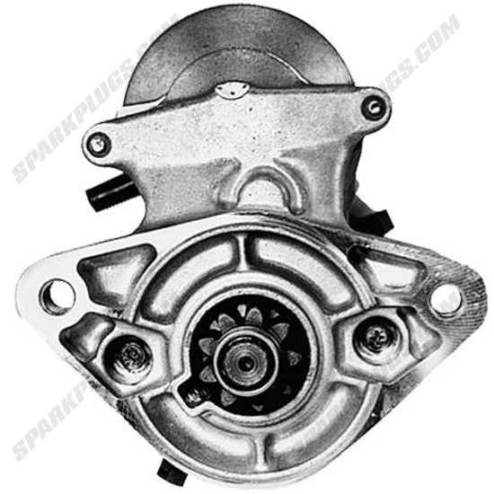 Picture of Denso 280-0121 Remanufactured Starter
