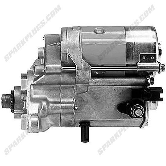 Picture of Denso 280-0126 Remanufactured Starter