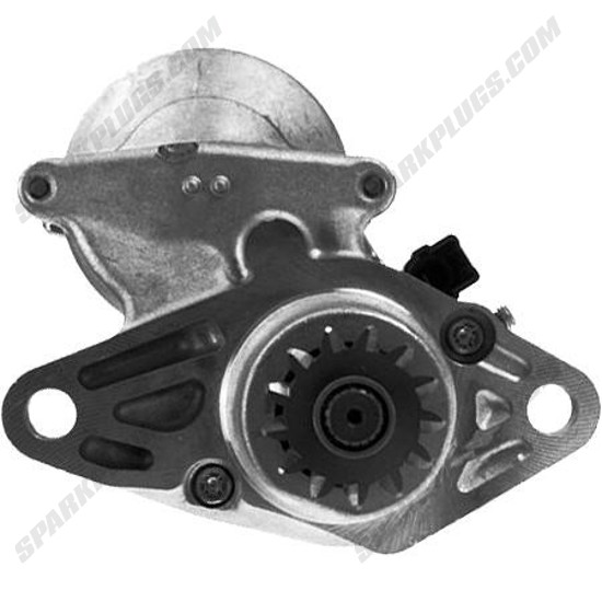 Picture of Denso 280-0218 Remanufactured Starter