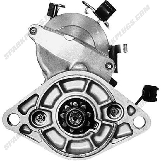 Picture of Denso 280-0295 Remanufactured Starter