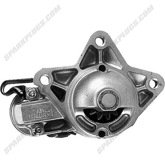 Picture of Denso 280-4119 Remanufactured Starter