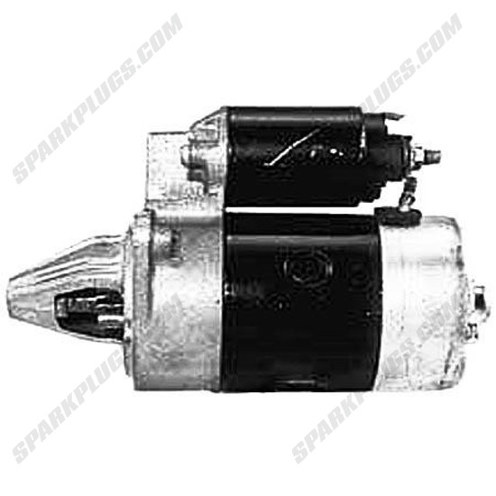 Picture of Denso 280-4129 Remanufactured Starter