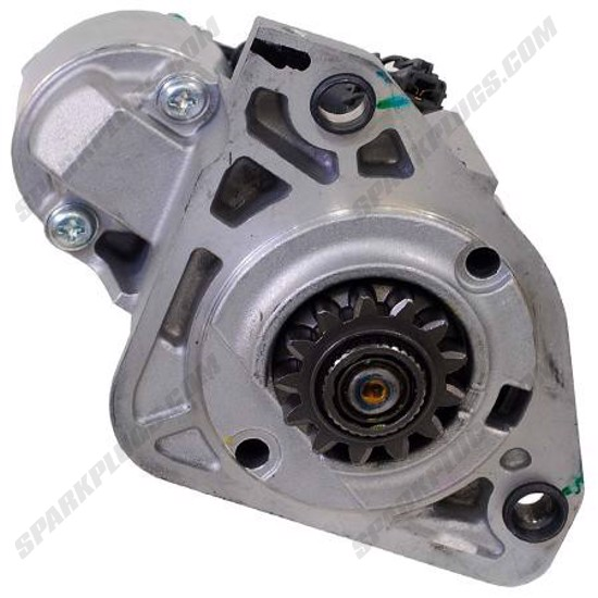 Picture of Denso 280-4302 Remanufactured Starter