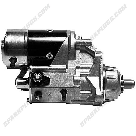 Picture of Denso 280-7024 Remanufactured Heavy Duty Starter
