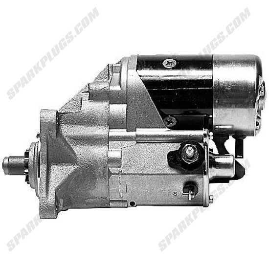 Picture of Denso 280-7030 Remanufactured Heavy Duty Starter
