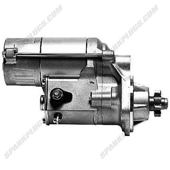Picture of Denso 280-7041 Remanufactured Heavy Duty Starter