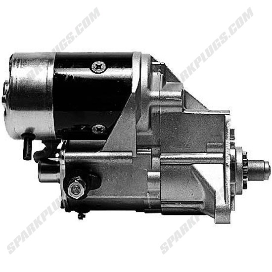 Picture of Denso 280-7046 Remanufactured Heavy Duty Starter