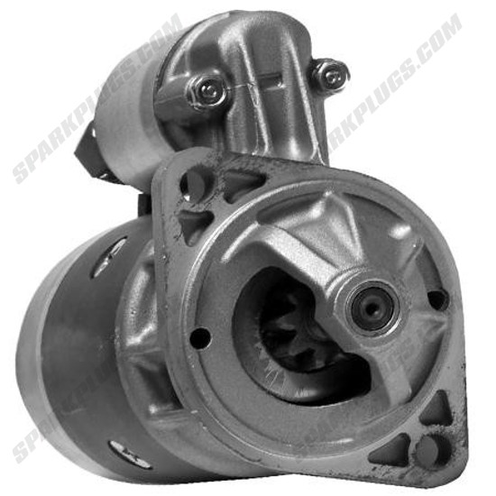 Picture of Denso 280-9006 Remanufactured Heavy Duty Starter