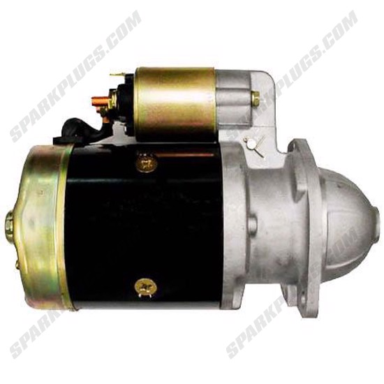 Picture of Denso 281-9006 New Heavy Duty Starter