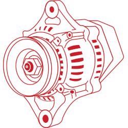 Denso Alternator Installation Instructions