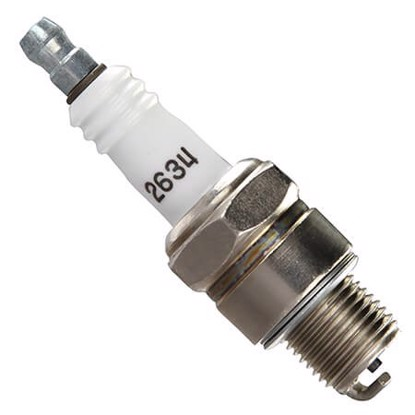 Picture of Autolite 2634DP Nickel Spark Plug