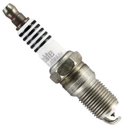Picture of Autolite APP104 Double Platinum Spark Plug