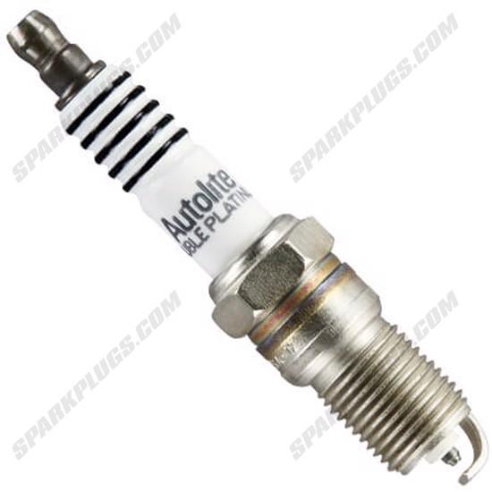 Picture of Autolite APP105 Double Platinum Spark Plug