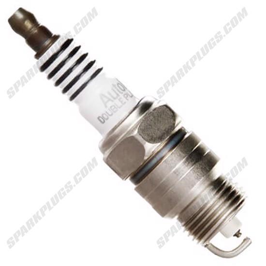 Picture of Autolite APP45 Double Platinum Spark Plug