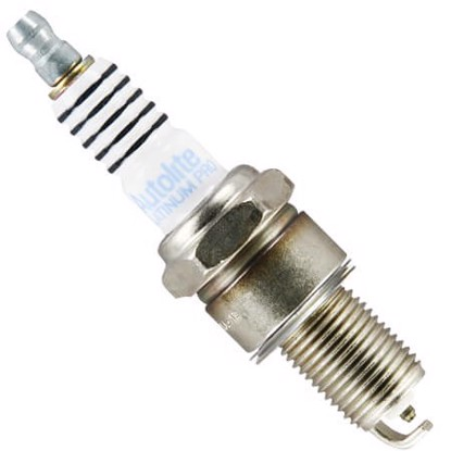 Picture of Autolite APP64 Double Platinum Spark Plug