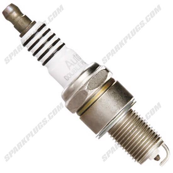 Picture of Autolite APP65 Double Platinum Spark Plug
