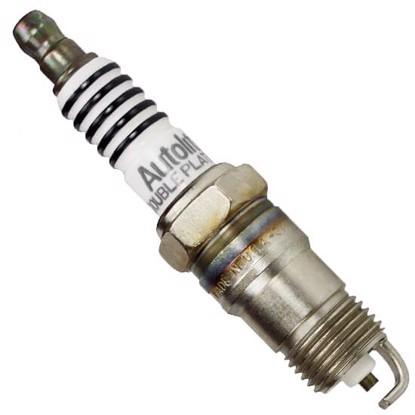 Picture of Autolite APP765DP2 Double Platinum Spark Plug