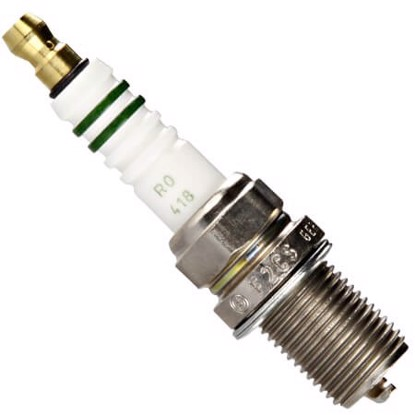 Picture of Bosch 0241255507 F3CS Silver Spark Plug