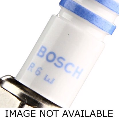 Picture of Bosch 4027 F6DP+ Platinum Plus Spark Plug