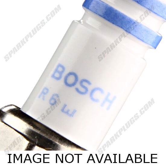 Picture of Bosch 4220 WR9DP Platinum Spark Plug