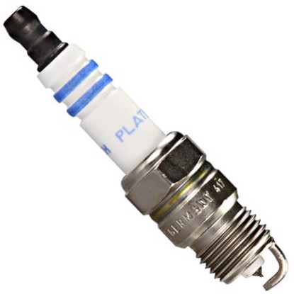 Picture of Bosch 6712 HR9BPP30X 0242242673 Platinum Spark Plug