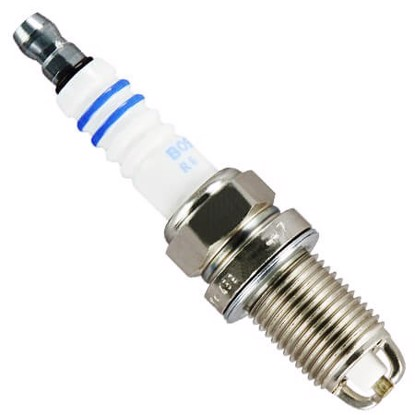 Picture of Bosch 7402 FR7LDC+ 0242235668 Super Spark Plug