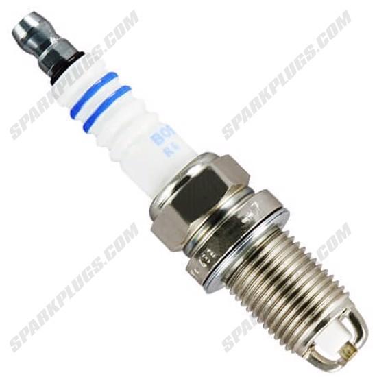 Picture of Bosch 7402 FR7LDC+ 0242235668 Super Spark Plug