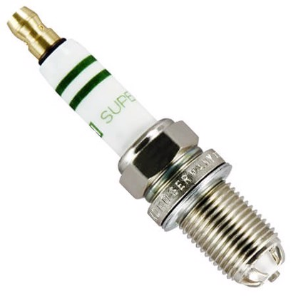Picture of Bosch 7406 FGR7KQE0 0242235715 Super Spark Plug