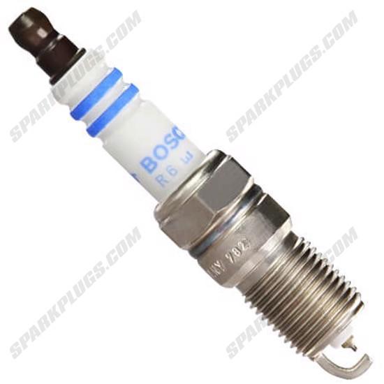 Picture of Bosch 7420 HR9DI33Y 0242225627 Iridium-Platinum Spark Plug