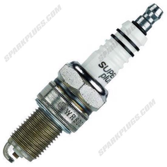 Picture of Bosch 7907 WR8DCX+ 0242229687 Super Spark Plug