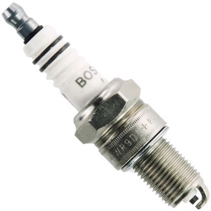 Picture of Bosch 7911 WR9DC+ 0242225599 Super Spark Plug
