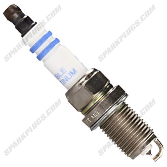 Picture of Bosch 8100 FR8DPP33X 0242230579 Double Platinum Spark Plug