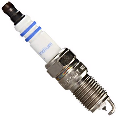 Picture of Bosch 9601 HR9KII33Y 0242225659 Double Iridium Spark Plug