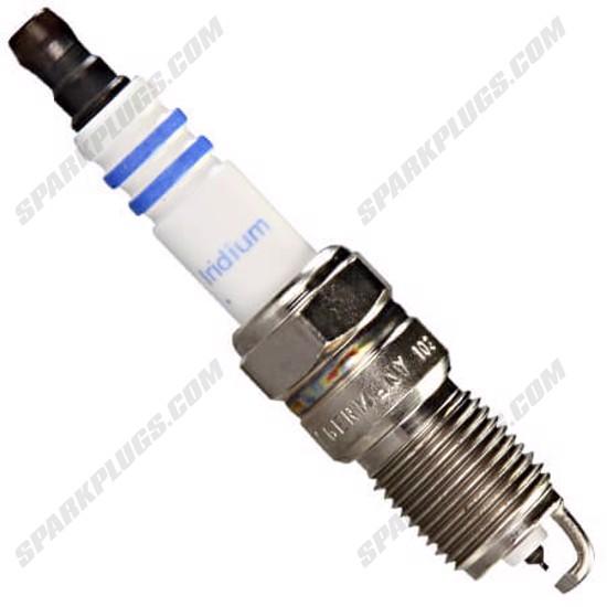 Picture of Bosch 9601 HR9KII33Y 0242225659 Double Iridium Spark Plug