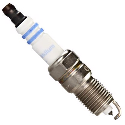 Picture of Bosch 9602 HR8LII33U 0242230523 Double Iridium Spark Plug