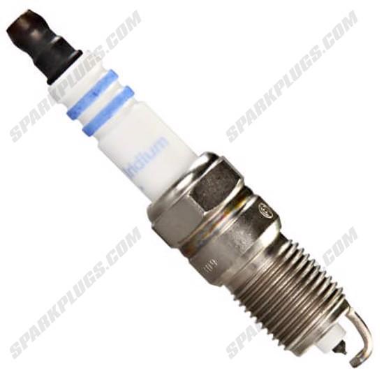 Picture of Bosch 9602 HR8LII33U 0242230523 Double Iridium Spark Plug