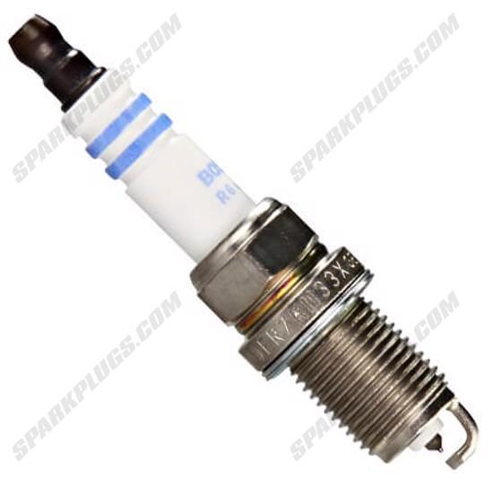 Picture of Bosch 9603 FR7KII33X 0242236599 Double Iridium Spark Plug