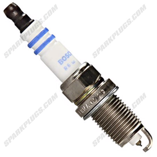 Picture of Bosch 9604 FR7LII33X 0242236592 Double Iridium Spark Plug