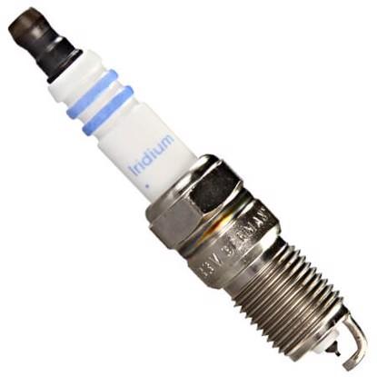 Picture of Bosch 9605 HR7KII33V 0242236603 Double Iridium Spark Plug