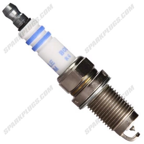 Picture of Bosch 9614 FR6LII330X 0242240675 Double Iridium Spark Plug