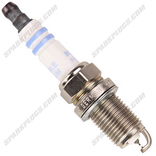 Picture of Bosch 96304 FR7KII35T 0242236670 Double Iridium Pin-to-Pin Spark Plug