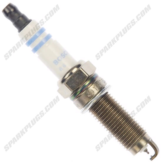 Picture of Bosch 96305 0242135557 YR7SII3520W Double Iridium Pin-to-Pin Spark Plug