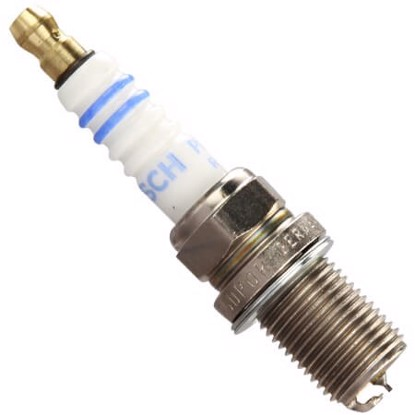 Picture of Bosch F5DP0R 0241245641 Platinum Spark Plug