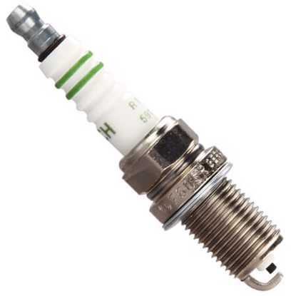 Picture of Bosch F6DSR 0241240585 Silver Spark Plug