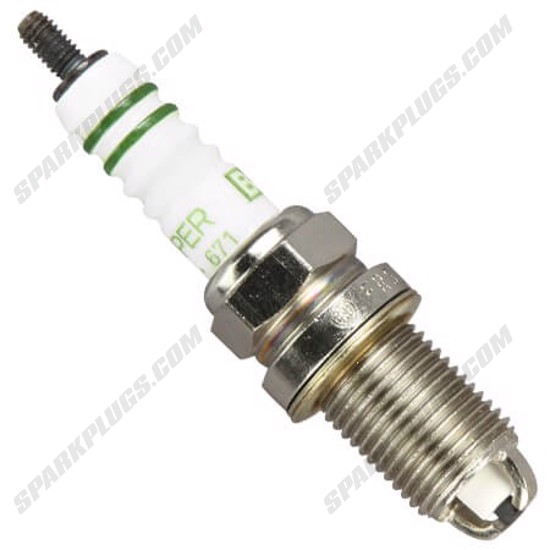 Picture of Bosch FR5LDC 0242245018 Super Spark Plug
